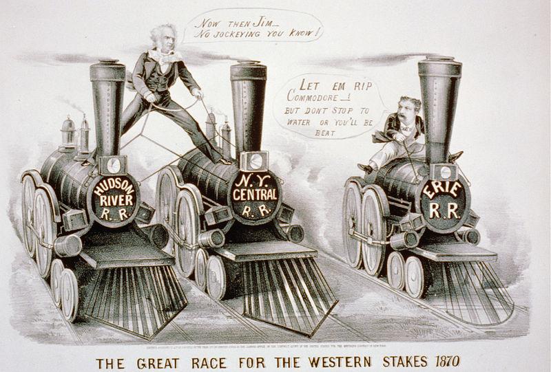 Victorian entrepreneurs: Cornelius Vanderbilt