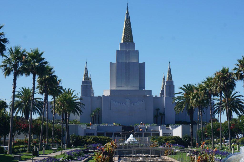 How rich is the Mormon church: Utah