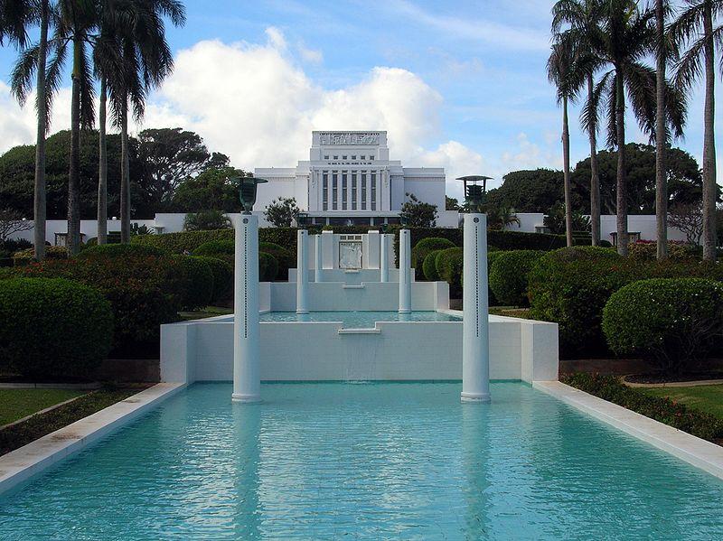 How rich is the Mormon church: Hawaii