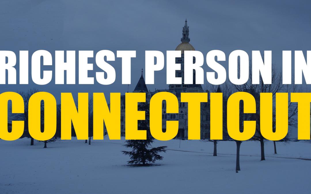 The Richest Person In Connecticut – Ray Dalio
