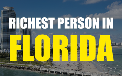 The Richest Person In Florida – Thomas Peterffy