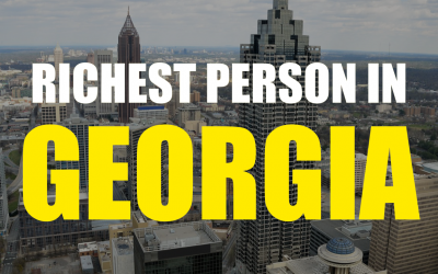 The Richest Person In Georgia – James C. Kennedy