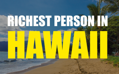 The Richest Person In Hawaii – Pierre Omidyar