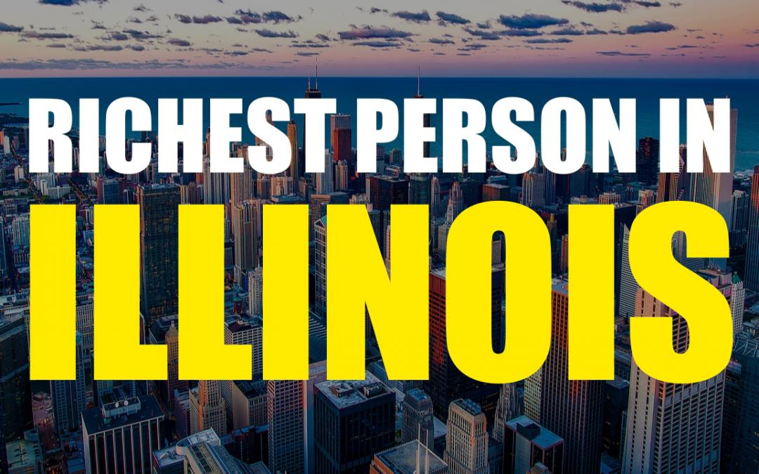 The Richest Person In Illinois – Ken Griffin