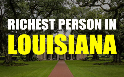 The Richest Person In Louisiana – Gayle Benson