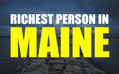 The Richest Person In Maine – Susan Alfond