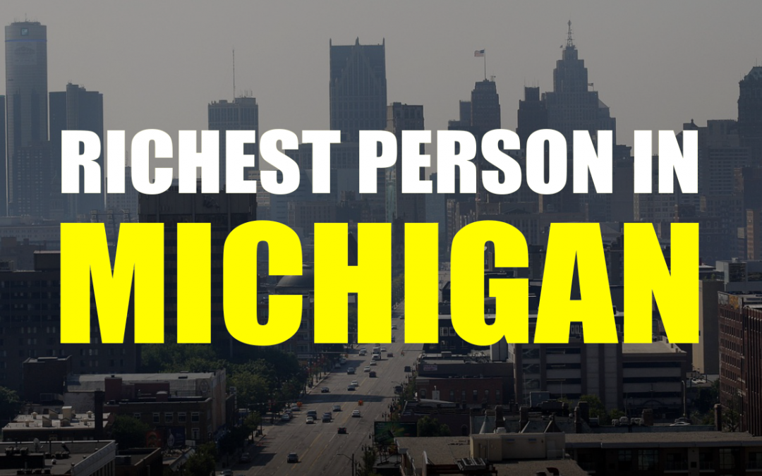 The Richest Person In Michigan – Dan Gilbert