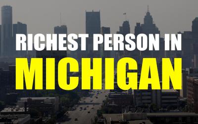 The Richest Person In Michigan – Dan Gilbert