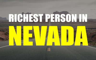 The Richest Person In Nevada – Sheldon Adelson