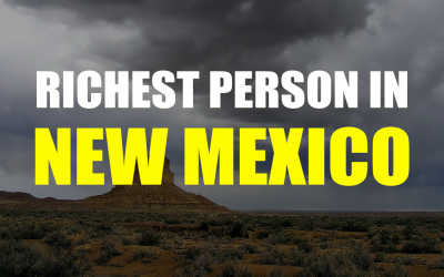 The Richest Person In New Mexico – Mack C. Chase