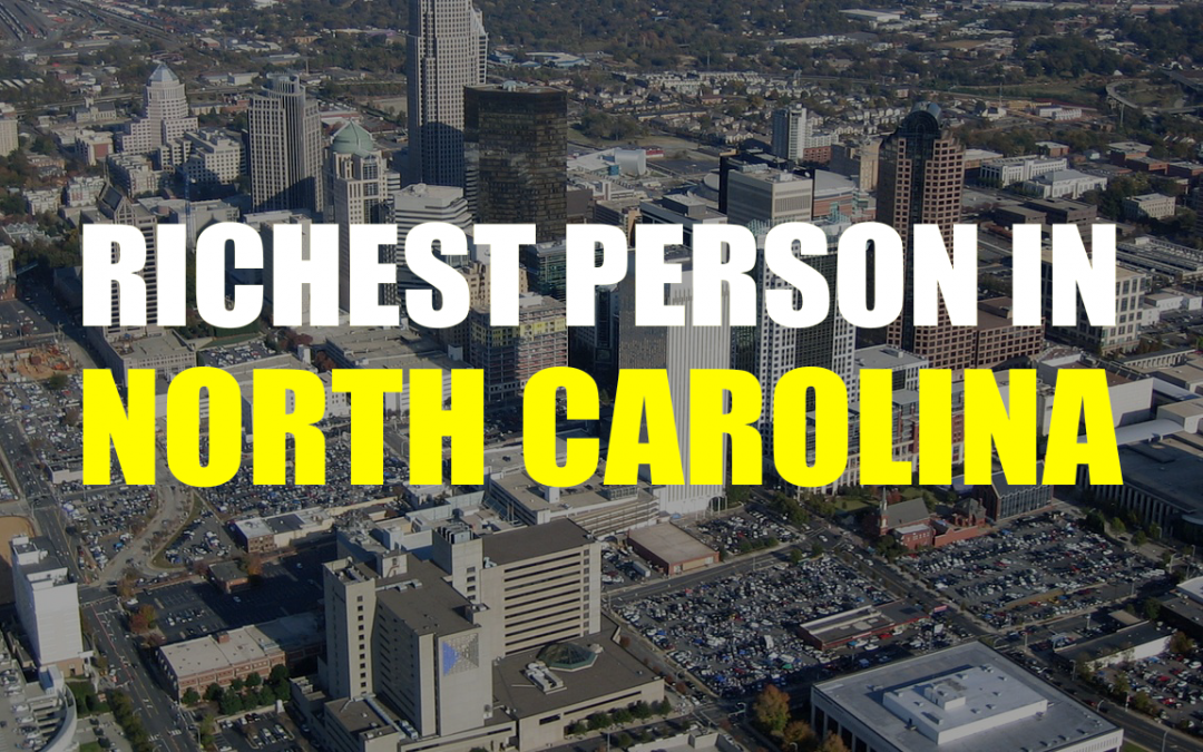 The Richest Person In North Carolina – James Goodnight
