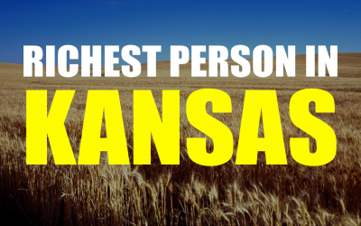 The Richest Person In Kansas – Min Kao