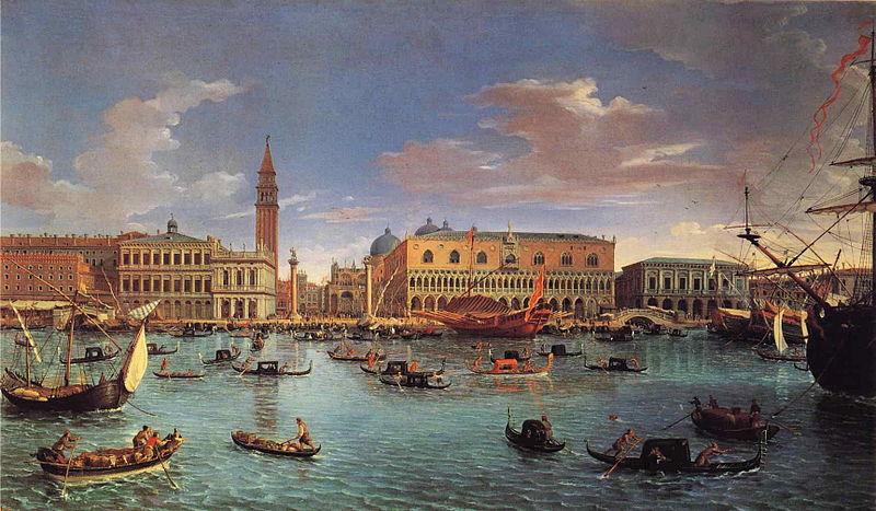 Beretta in Venice