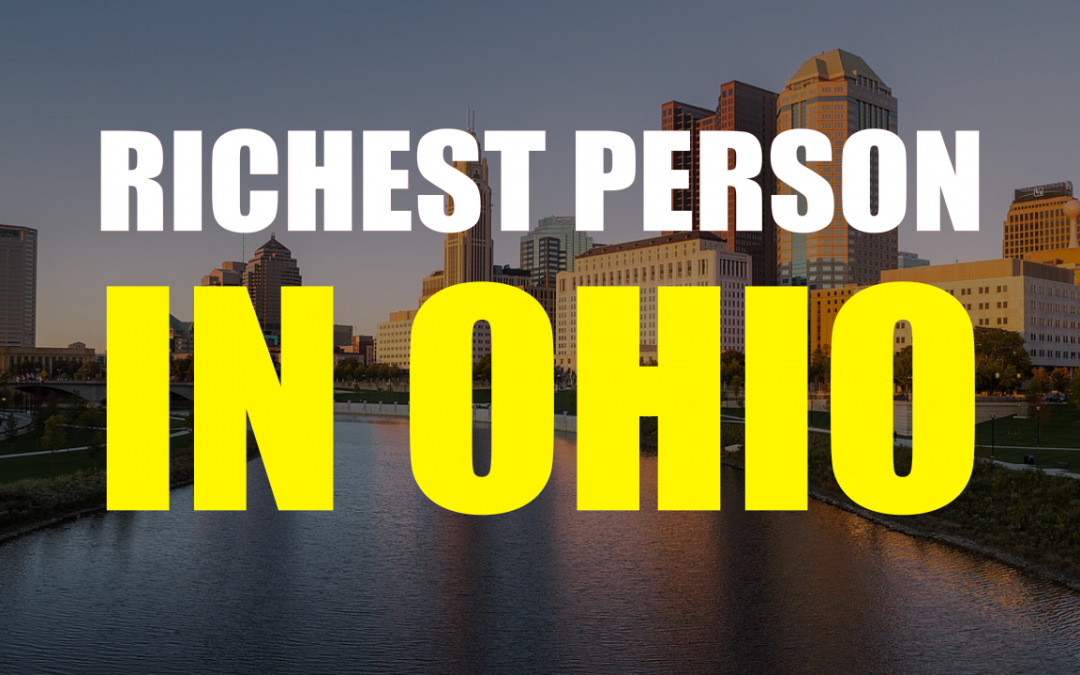 The Richest Person In Ohio – Les Wexner