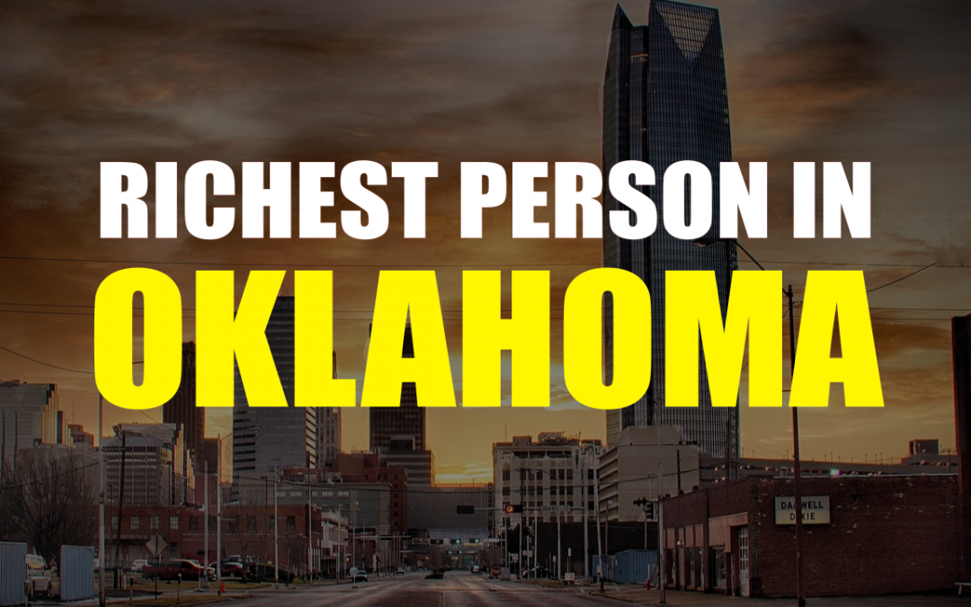 The Richest Person In Oklahoma – Harold Hamm