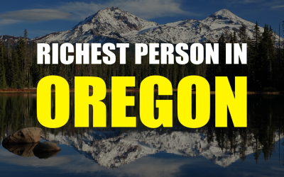 The Richest Person In Oregon – Phil Knight
