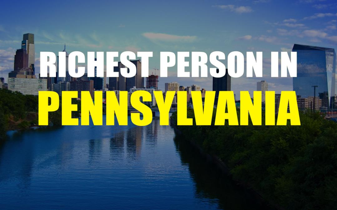 The Richest Person In Pennsylvania – Victoria Mars