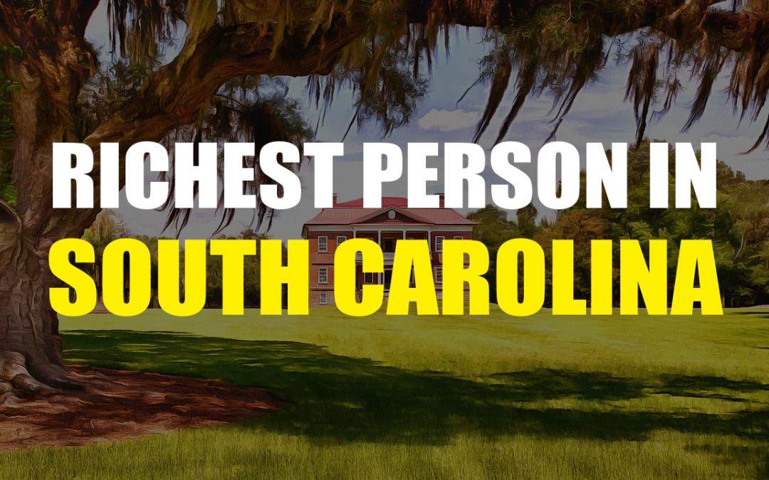 The Richest Person In South Carolina – Anita Zucker