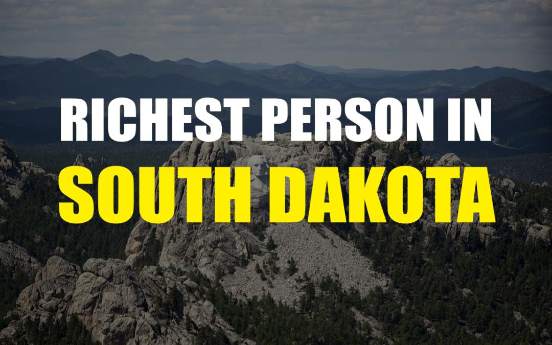 The Richest Person In South Dakota – T. Denny Sanford