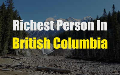 The Richest Person In British Columbia – Jim Pattison