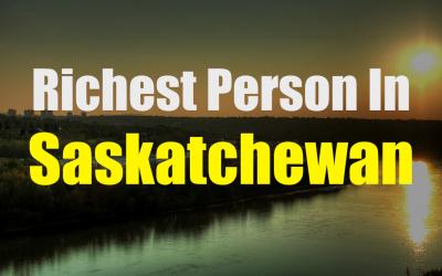 The Richest Person In Saskatchewan – N. Murray Edwards