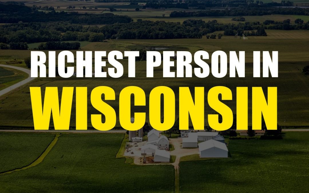 The Richest Person In Wisconsin – John Menard Jr