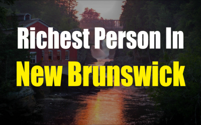 The Richest Person In New Brunswick – James K. Irving