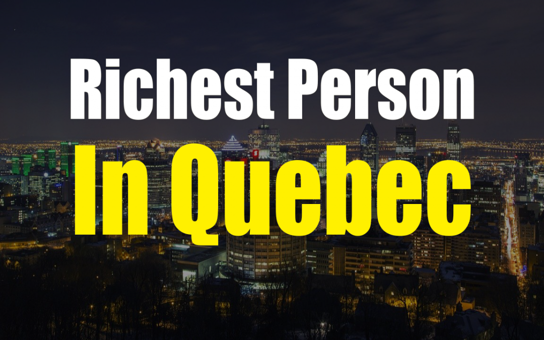 The Richest Person In Quebec – Lino Saputo