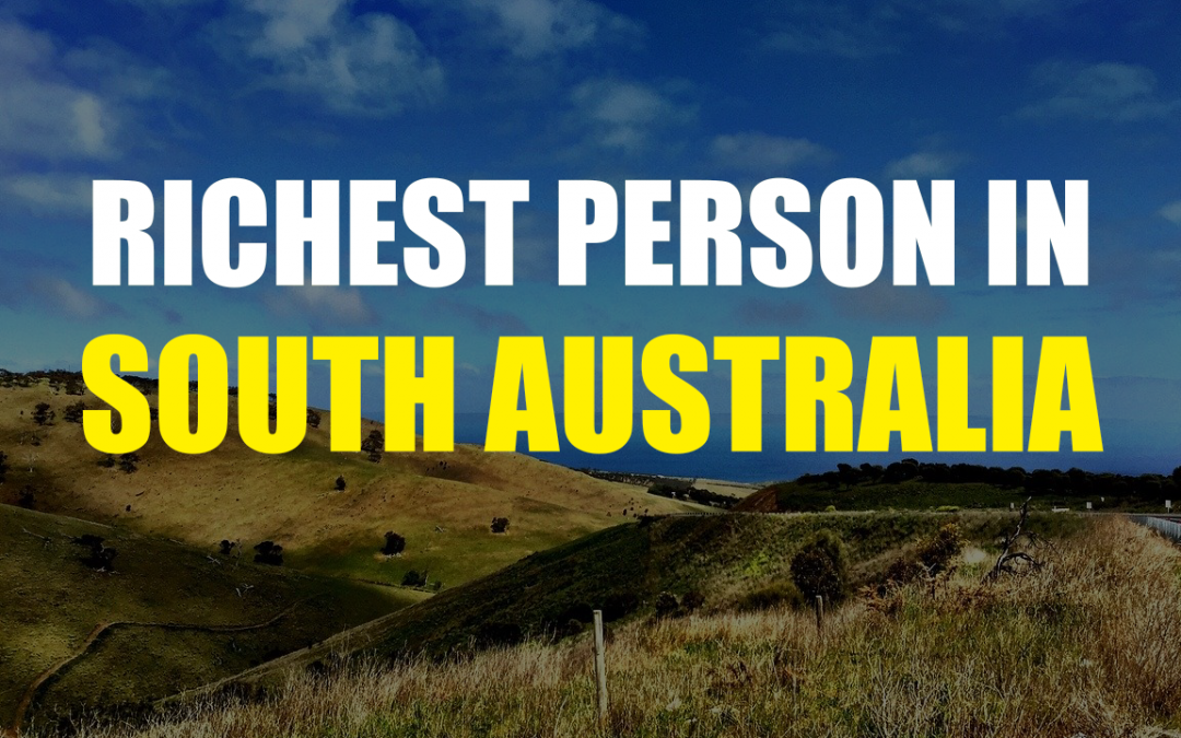 The Richest Person In South Australia – Charlie Shahin