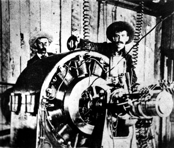 Facts about George Westinghouse