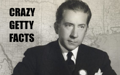 10 Amazing J Paul Getty Facts