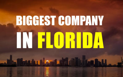 The Biggest Company In Florida – World Fuel Services