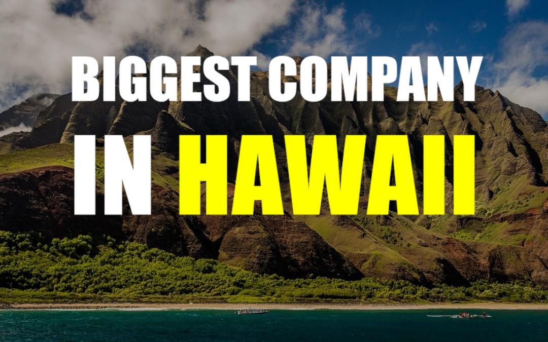 The Biggest Company In Hawaii – Hawaiian Electric Industries