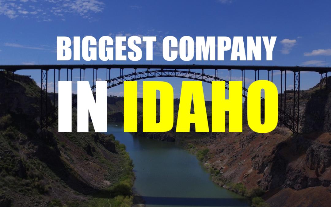 The Biggest Company In Idaho – Albertsons