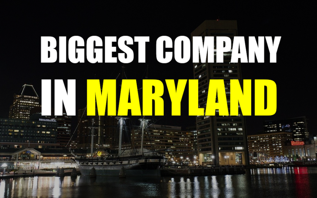 The Biggest Company In Maryland – Lockheed Martin