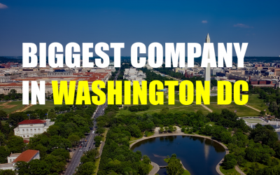 The Biggest Company In Washington DC – Fannie Mae