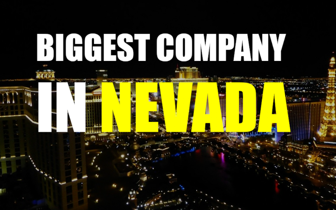 The Biggest Company In Nevada – Las Vegas Sands