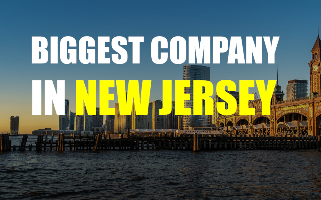 The Biggest Company In New Jersey – Johnson & Johnson