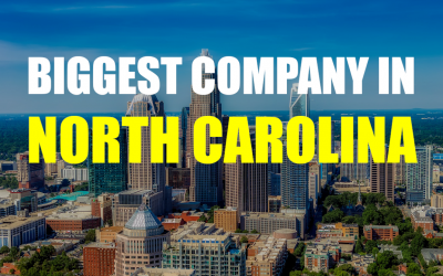 The Biggest Company In North Carolina – Bank of America