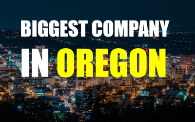 The Biggest Company In Oregon – Nike Inc