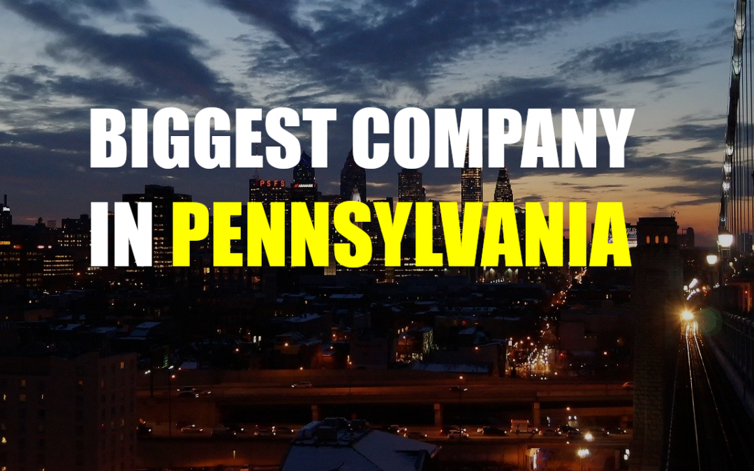 The Biggest Company In Pennsylvania – AmerisourceBergen