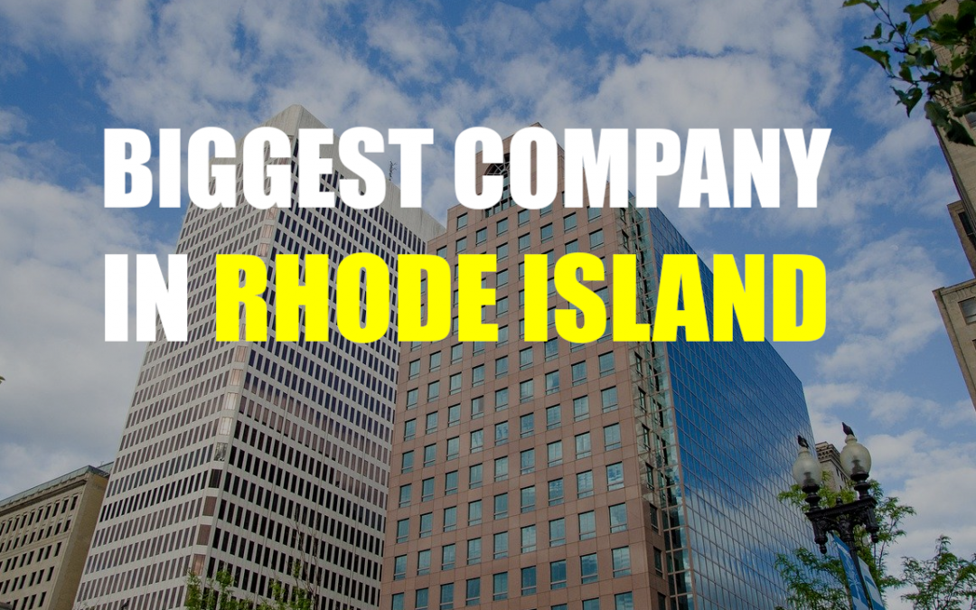 The Biggest Company In Rhode Island – CVS Health
