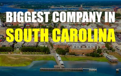The Biggest Company In South Carolina – Domtar