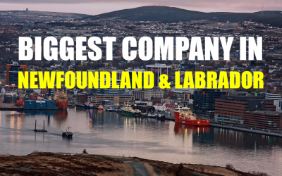 The Biggest Company In Newfoundland And Labrador – Fortis