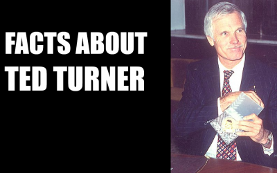 10 Intriguing Ted Turner Facts – The Man Who Built CNN