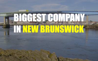The Biggest Company In New Brunswick – McCain Foods