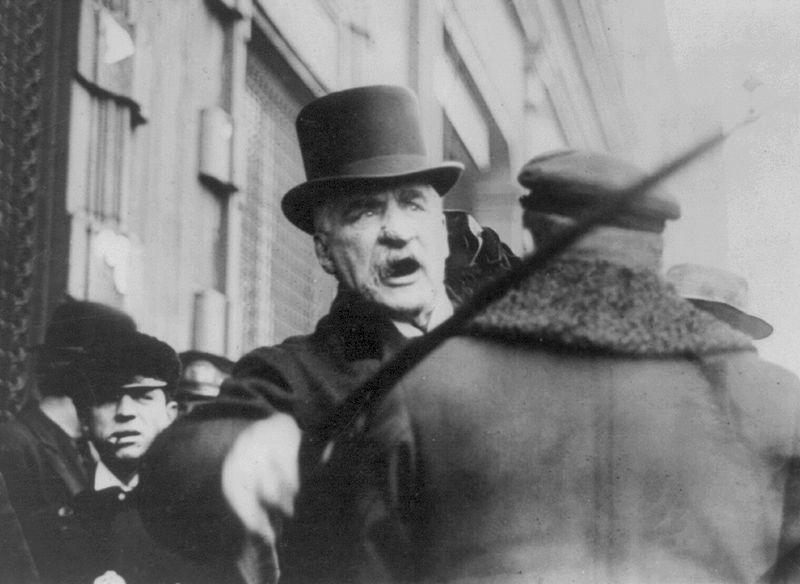 The history of JP Morgan