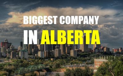 The Biggest Company In Alberta – Enbridge