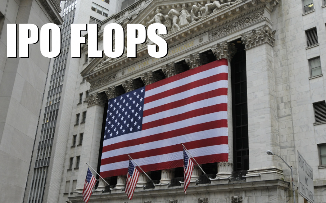 10 Disastrous Failed IPOS – Public Offering Flops