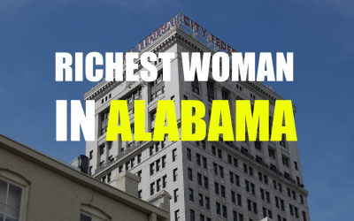The Richest Woman In Alabama – Jane Comer